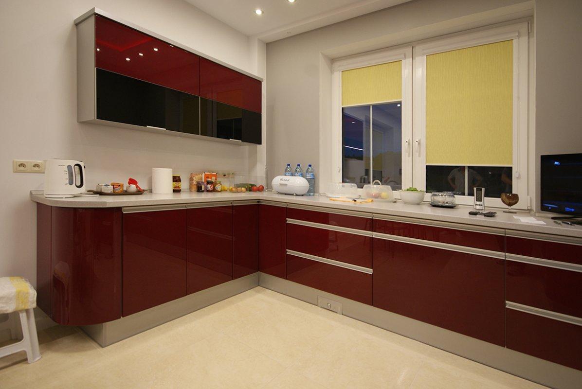 nowoczesne meble kuchenne na wymiar bydgoszcz lakierowane